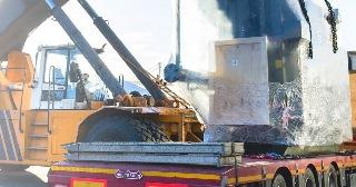 Перевозка оборудования и станков в Екатеринбурге цена от 428 руб.